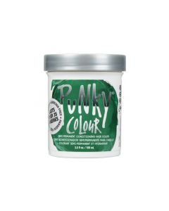 Punky Colour - Permanent Conditioning Hair Colour Alpine Green