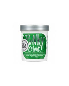 Punky Colour - Permanent Conditioning Hair Colour Apple Green